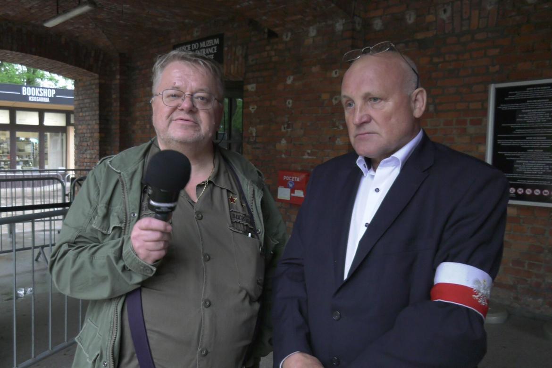 Piotr Rybak i Leszek Bubel o AUSCHWITZ i KONFEDERACJI ...