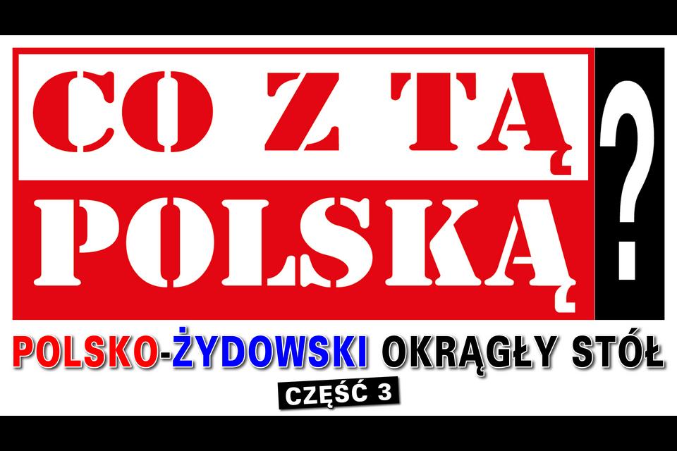 Polsko-Żydowski Okrągły Stół - Leszek Bubel i Bolesław ...
